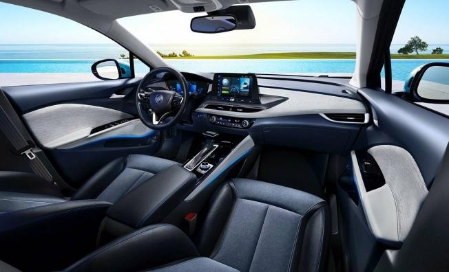 Buick Velite 6 Plus - interior