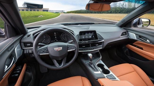 Cadillac CT4 2020 - interior
