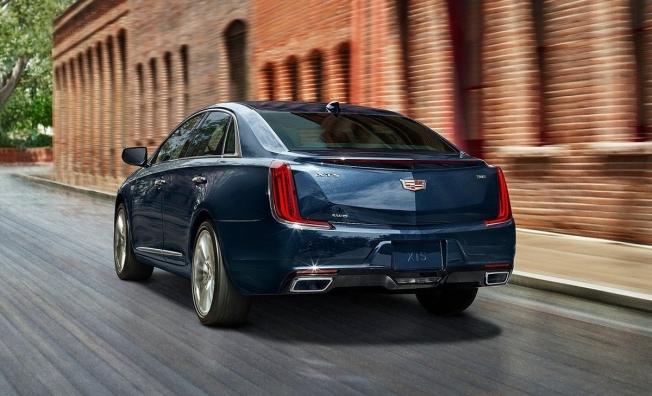 Cadillac XTS - producción