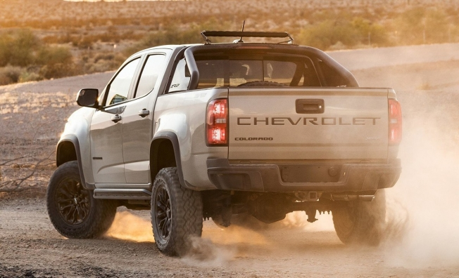 Chevrolet Colorado ZR2 2020 - posterior