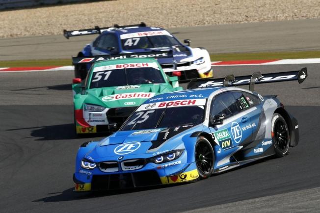El DTM se abre a la llegada de la tecnología híbrida al campeonato