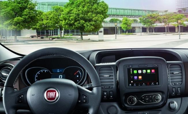 Fiat Talento 2020 - interior