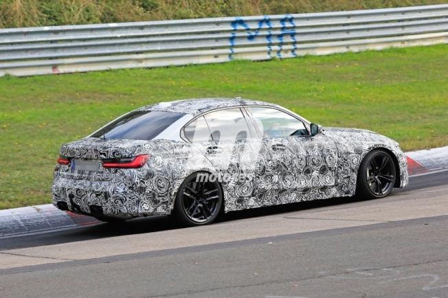 ¡Filtrado! Así es la trasera del nuevo BMW M3 2020
