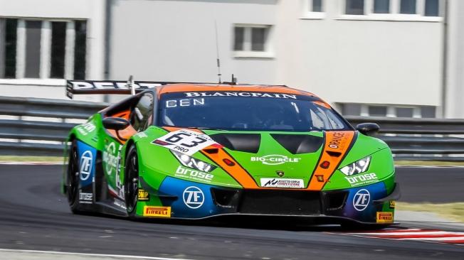 Grasser deja la GT World Challenge y se lleva sus Lamborghini al IMSA
