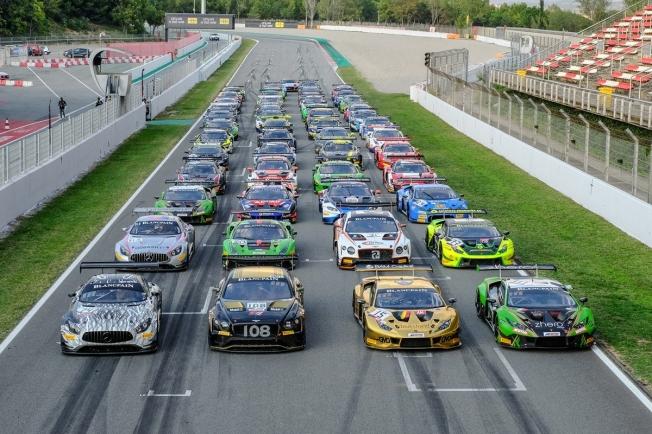 La GT World Challenge de SRO pierde el nombre de 'Blancpain'