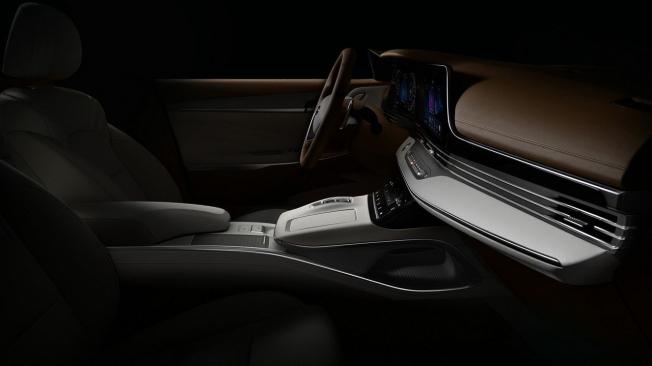 Hyundai Grandeur 2020 - interior