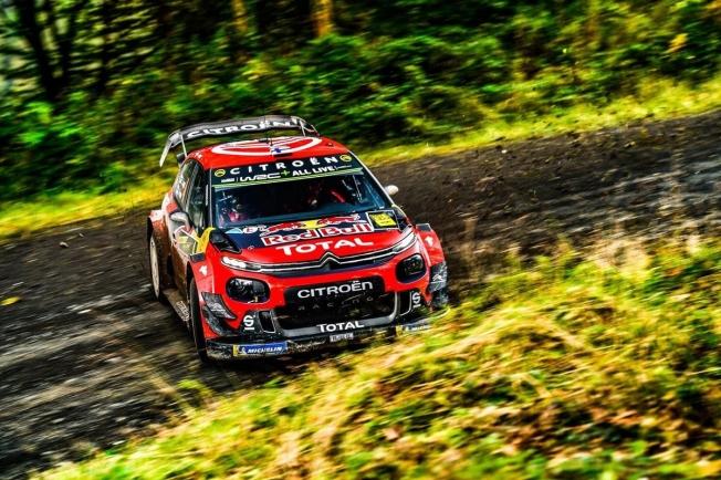 Kris Meeke se hace con el mejor crono en el shakedown del Rally de Gales