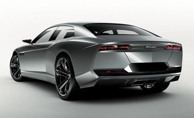 Lamborghini Estoque Concept - posterior