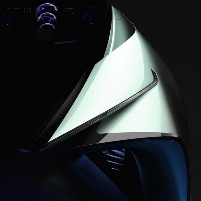 Lexus adelanta su nuevo concept car