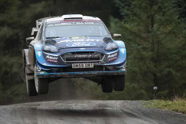 M-Sport se enfrenta al reto mixto del Rally RACC de Catalunya