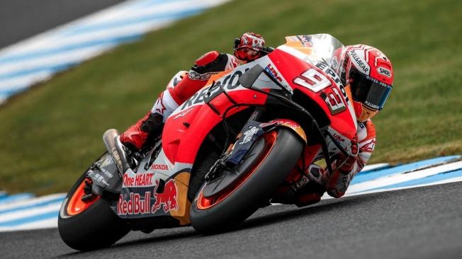 Márquez gana el GP de Australia y ya es el mejor piloto de la historia de Honda
