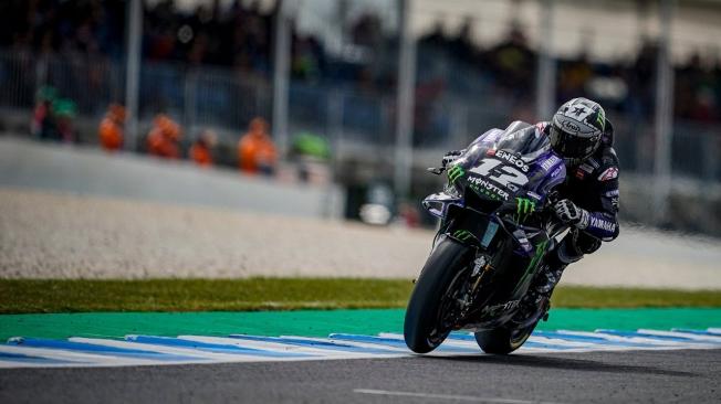 Maverick Viñales logra la pole 'provisional' de MotoGP en Australia