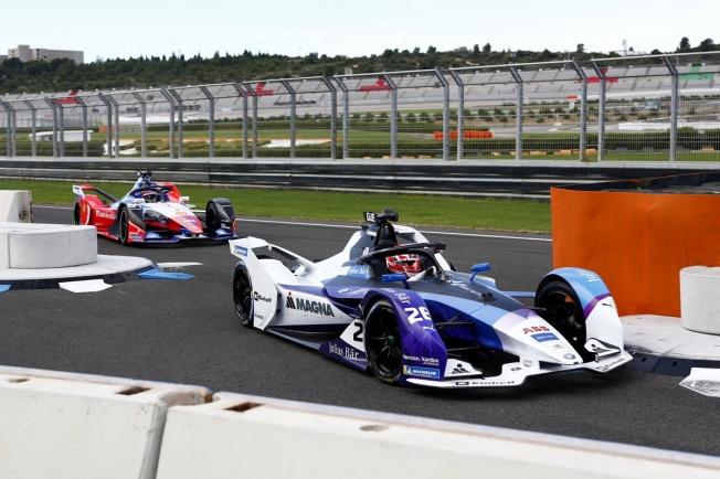 Maximilian Günther cierra el test oficial de la Fórmula E al frente
