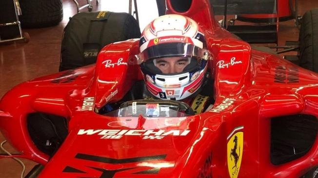 Miguel Molina pone el broche a su 2019 a bordo del Ferrari F60