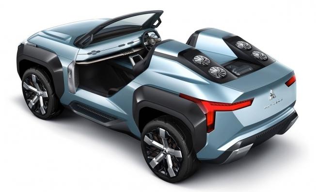 Mitsubishi MI-Tech Concept - posterior