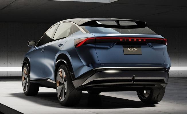 Nissan Ariya Concept - posterior