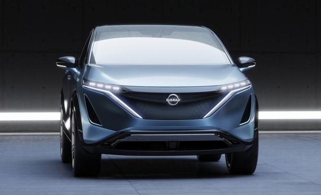 Nissan Ariya Concept - frontal