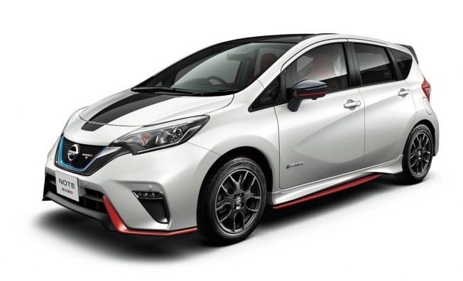 Nissan Note Nismo Black Limited Edition