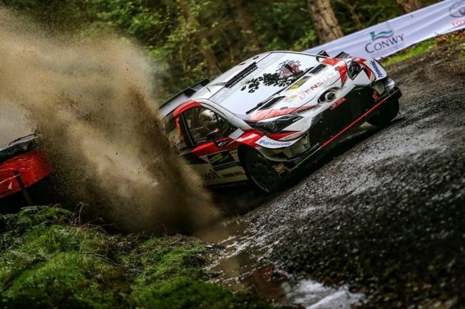 El norirlandés Kris Meeke lidera el Rally de Gales tras su primer bucle