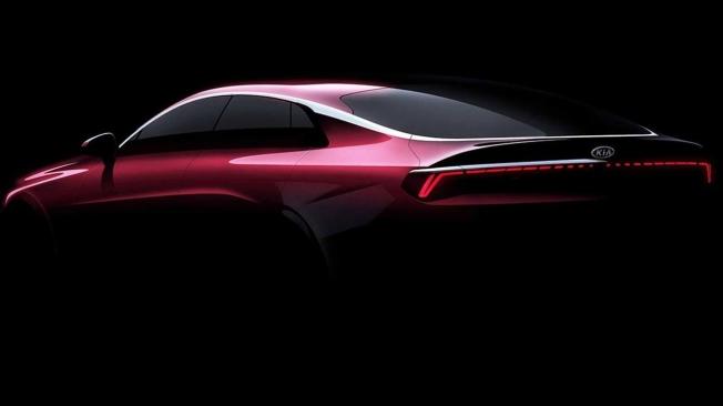 La nueva generación del Kia Optima se deja entrever con el nuevo K5