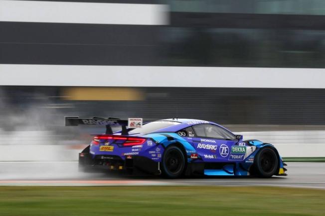 Pole de René Rast en Hockenheim, Jenson Button es sexto