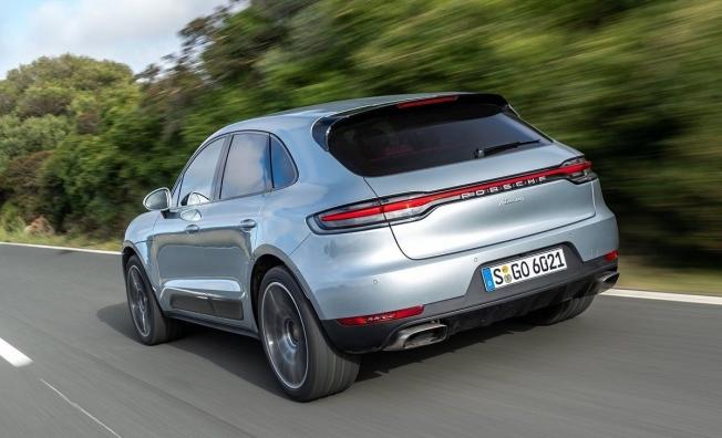 Porsche Macan - posterior