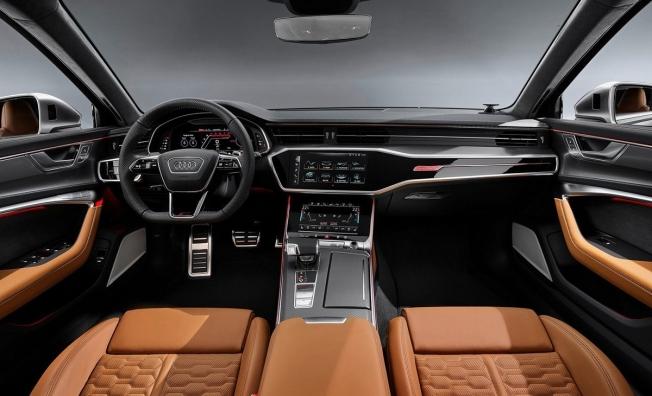 Audi RS 6 Avant 2020 - interior