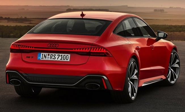 Audi RS 7 Sportback 2020 - posterior