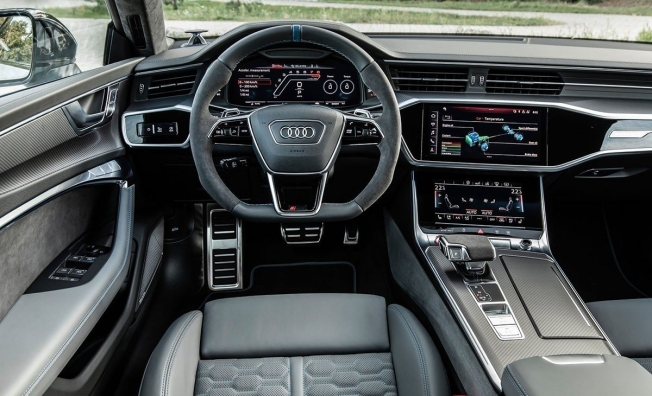 Audi RS 7 Sportback 2020 - interior