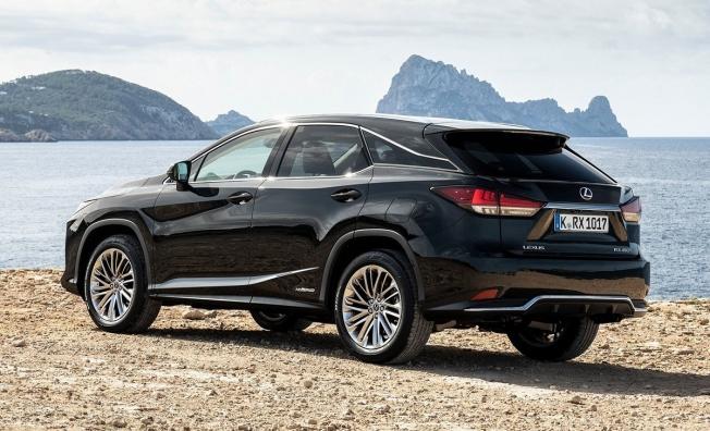 Lexus RX 2020 - posterior