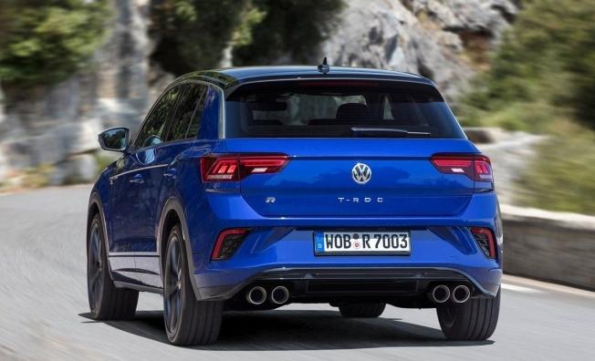 Volkswagen T-Roc R - posterior