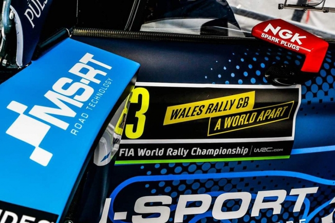 Previo y horarios del Rally de Gales del WRC 2019