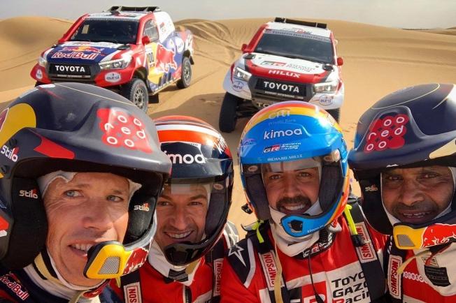 El Rally de Marruecos es bastante más que Fernando Alonso