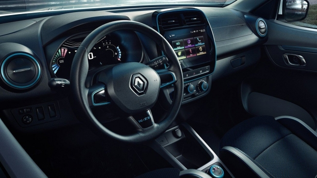 Renault City K-ZE - interior