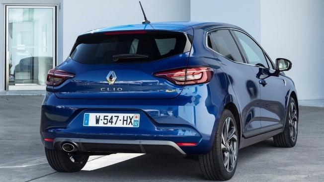 Renault Clio - posterior