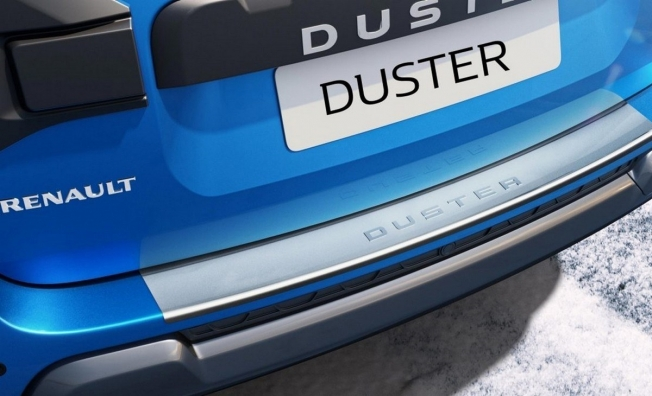 Renault Duster 2020 - posterior