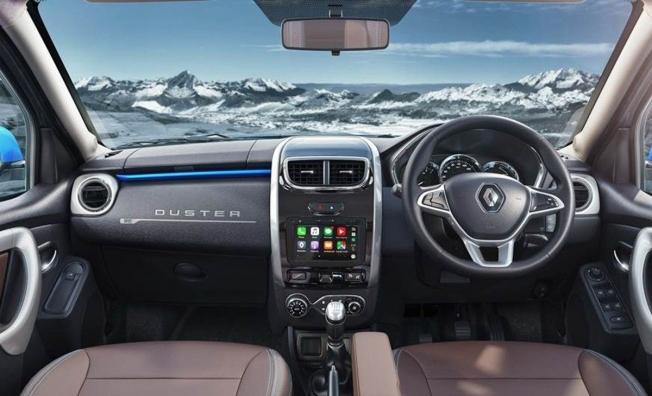 Renault Duster 2020 - interior