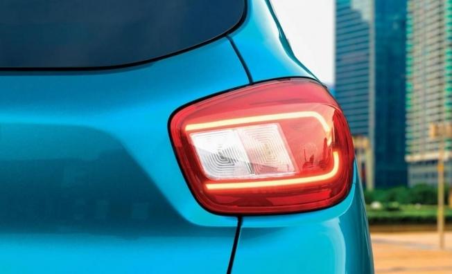 Renault Kwid 2020 - posterior