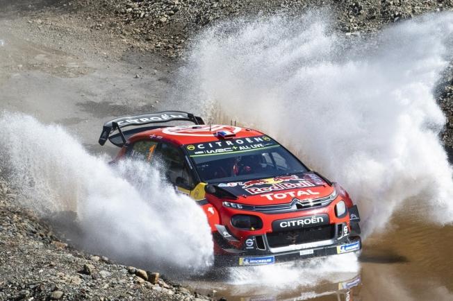 Sébastien Ogier busca seguir con su remontada en el Rally de Gales