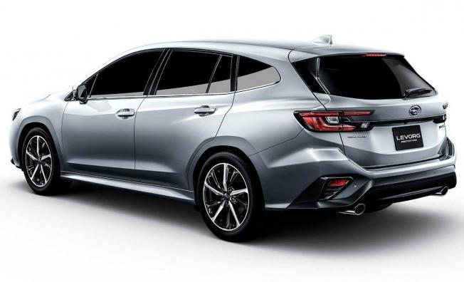 Subaru Levorg Prototype - posterior