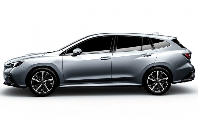 Subaru Levorg Prototype - lateral