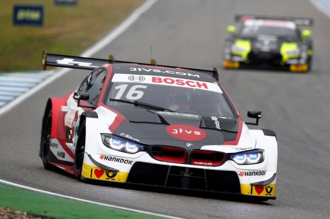 Glock y Wittmann lideran los libres del DTM en Hockenheim