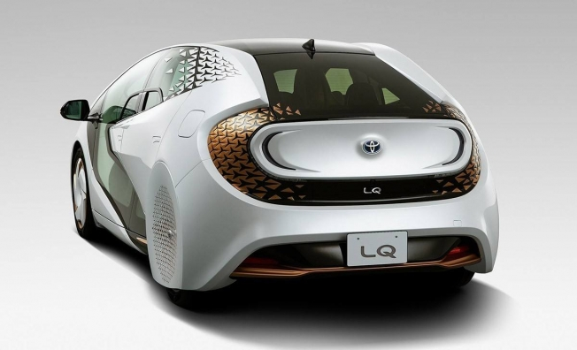 Toyota LQ Concept - posterior