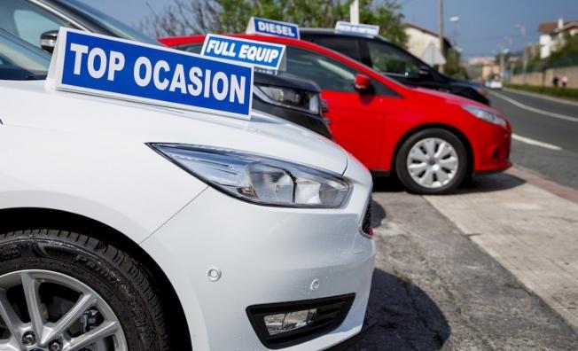 Ventas de coches de ocasión en España en septiembre de 2019