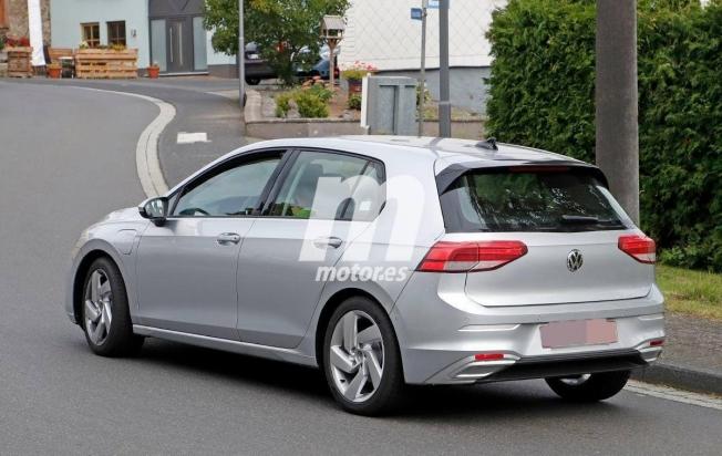 Volkswagen Golf GTE 2020 - foto espía