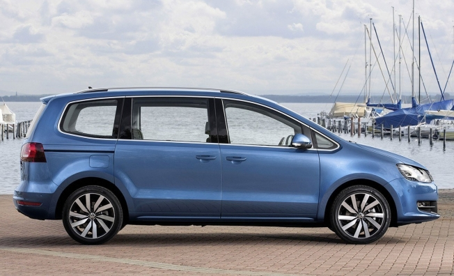Volkswagen Sharan - lateral