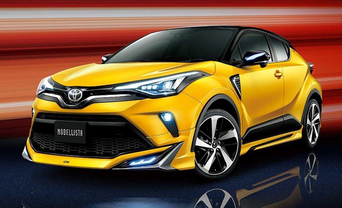 Toyota C-HR Facelift (2019) 27