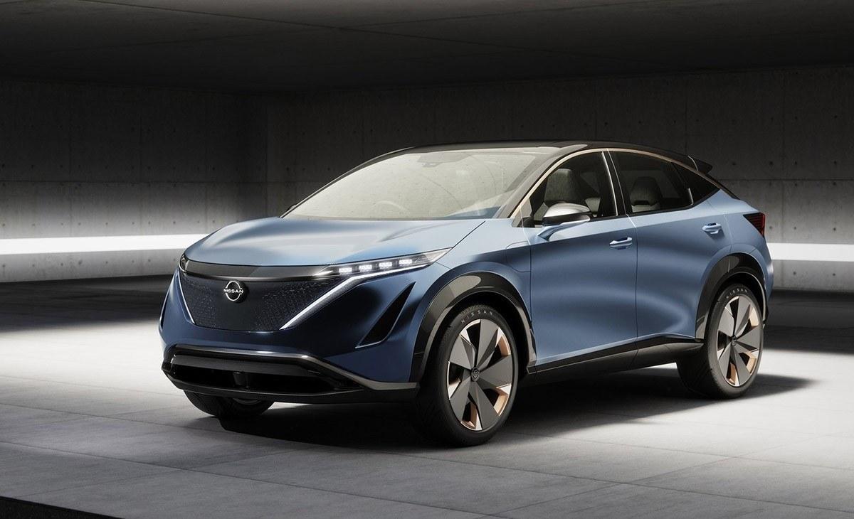 Nissan Ariya Concept, vislumbrando un nuevo SUV 100% eléctrico