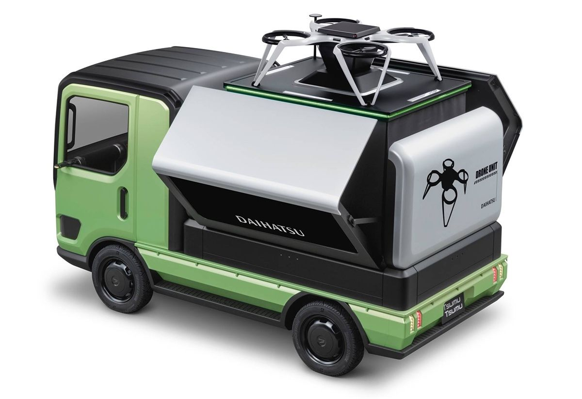 Daihatsu prepara un desembarco de concept-cars para el Salón de Tokio