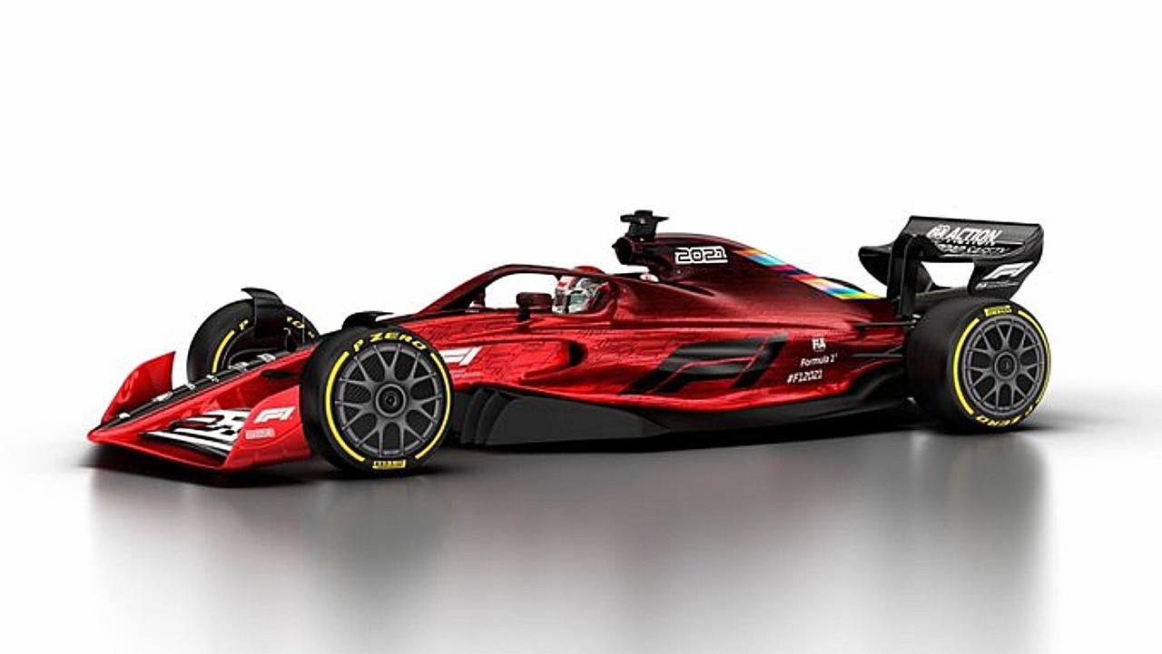 La nueva Fórmula 1 de 2021 queda oficialmente aprobada